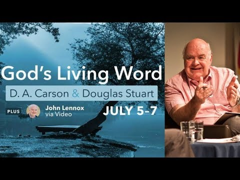 John Lennox: The Living Word and the Creation of Humankind at the 2017 Xenos Summer Institute