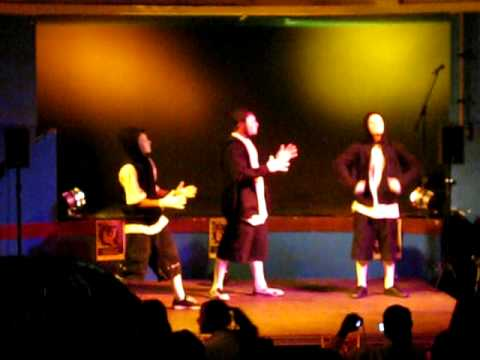 b.blaze team show à chateau-thierry