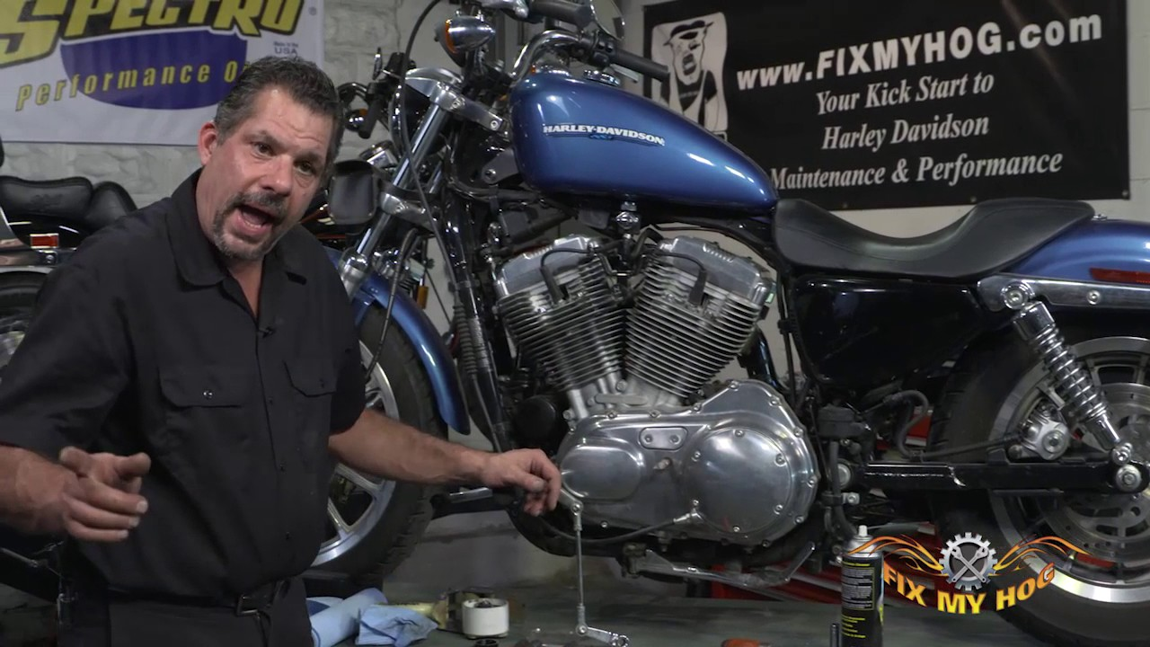 Harley Shifter Shaft Seal Replacement