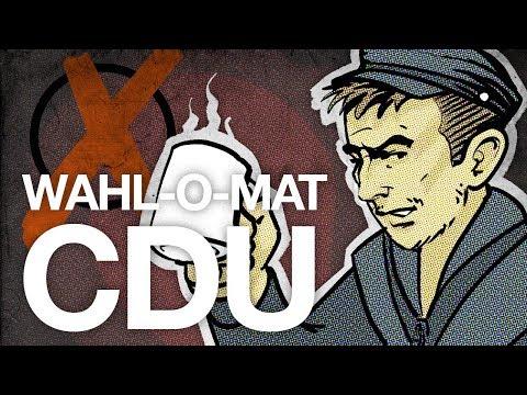 Wahl-O-Mat CDU - AEKMMN