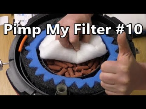 Pimp My Filter #10 - Fluval FX6 Canister Filter (also covers FX5)
