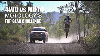 4WD vs MOTO  – Motology