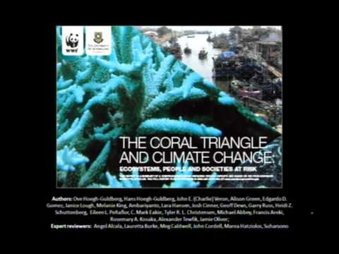 Ove Hoegh-Guldberg - Climate change: Coral reef responses and human consequences.