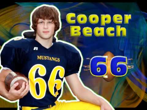 2010 Portage Central High School Varsity Football Player Intro - Pt 1 of 13.mp4