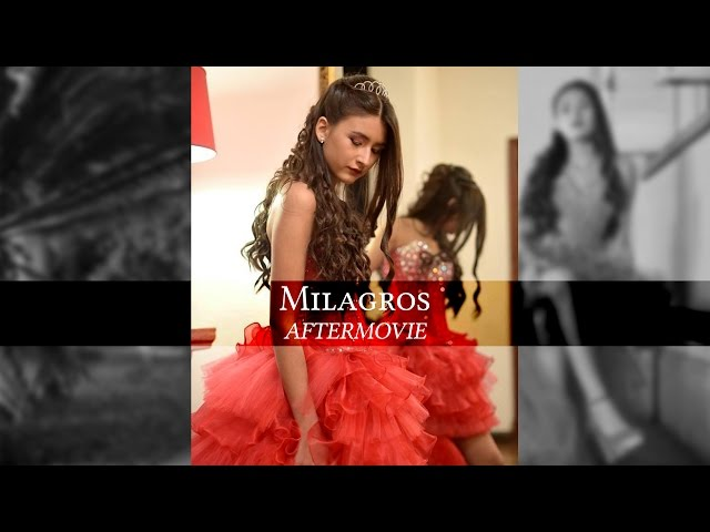 Aftermovie MILAGROS | Amé Eventos | LOE Photo & Video HD