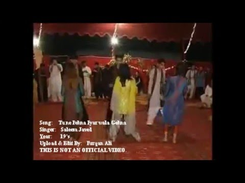 Saleemjaved Best ever green mehndi song