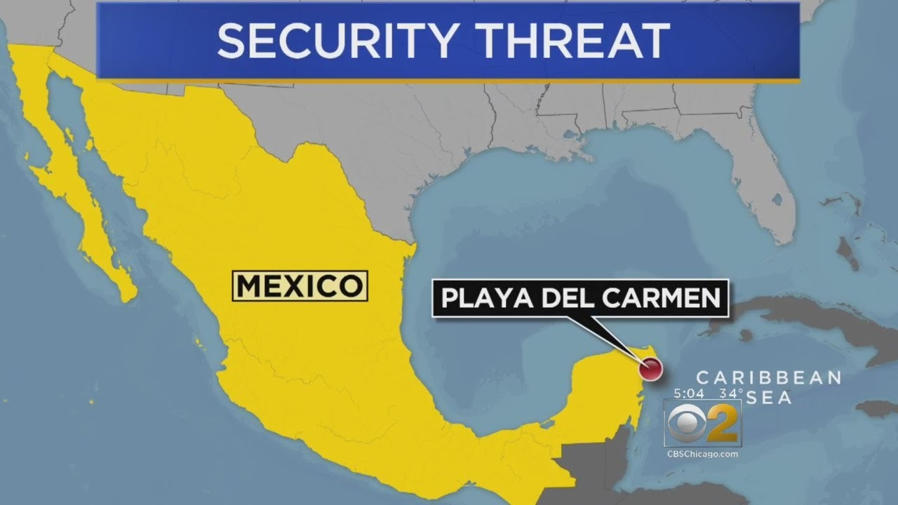 Us embassy issues travel warning for mexicos playa del carmen youtube us embassy issues travel warning for mexicos playa del carmen publicscrutiny Image collections