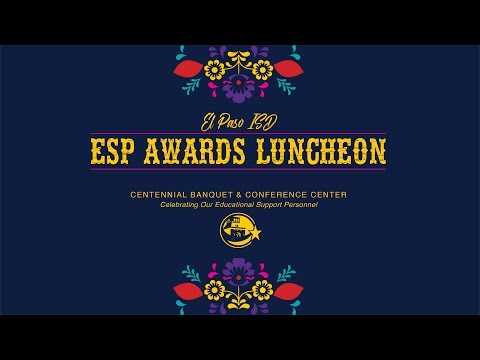 ESP Awards Luncheon