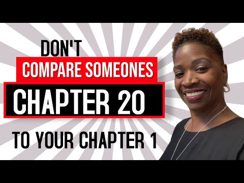 Don't Compare Your Chapter 1 To Someone's Chapter 20