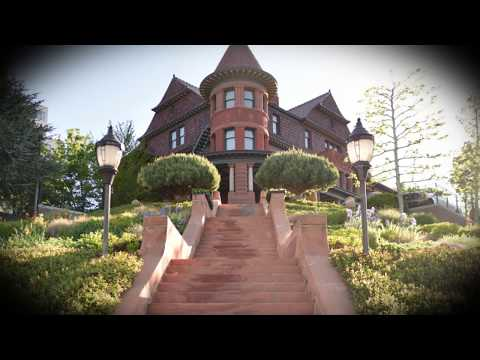 Salt Lake City History Minute - The McCune Mansion
