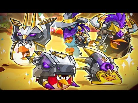 Angry Birds Epic - How To Get New Class PvP Arena Part 227