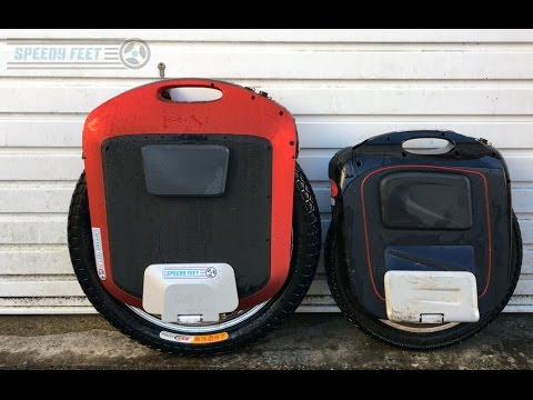 Gotway Monster 22inch 2400wh Electric Unicycle - First UK Review