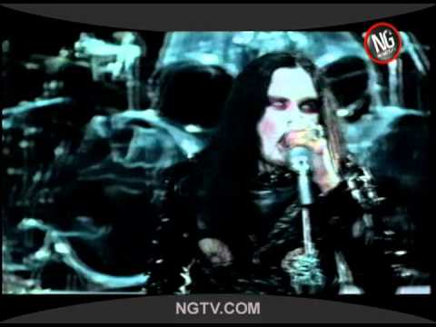 """Cradle Of Filth - """"From Cradle To Enslave"""" Uncensored"""