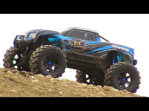 RC ADVENTURES -Traxxas X-Maxx - Every Part but this ONE..?!