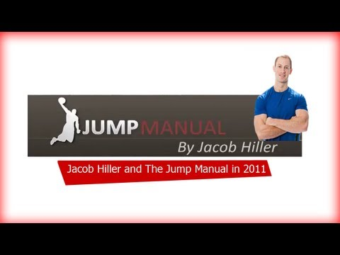 Jacob Hiller And The Jump Manual In 2011