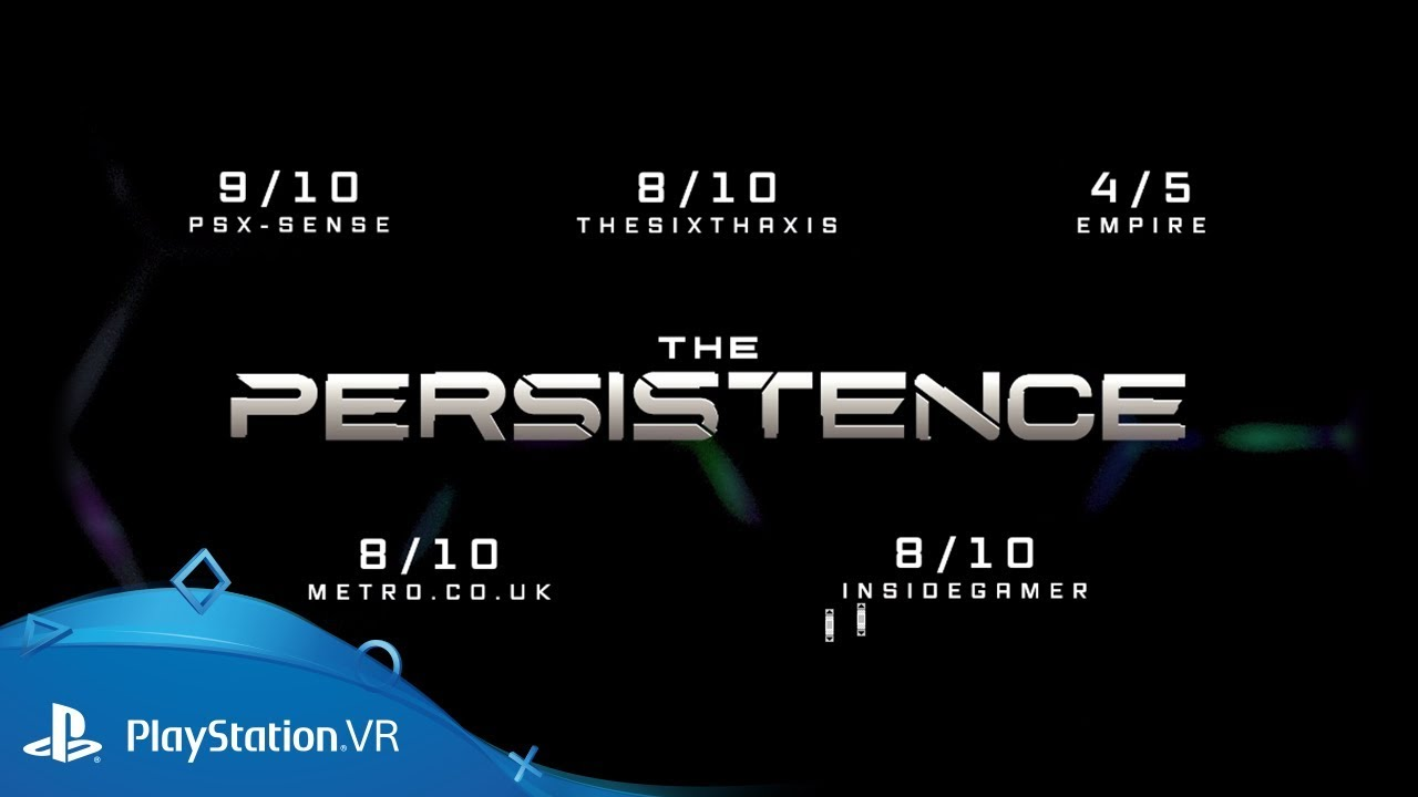 The Persistence | Accolades Trailer | PS VR