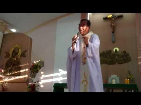 Bài giảng của cha Giuse Trần Đình Long 19/6/2012