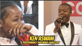 Aswani S Performance That Made Ladies Cry I Can Sing S02E03