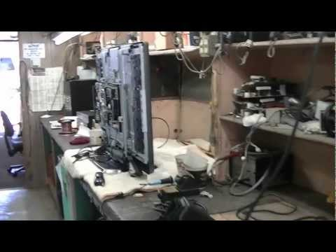 Harveys TV Repair Shop Final Days A Short Documentary Harvey's TV an Stereo Los Angeles