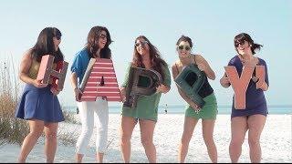 Sarasota: Destination Happy - Pharrell Williams #HAPPYDAY