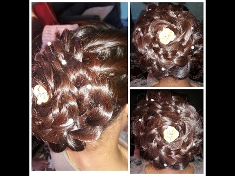 Simple & Easy Juro,Model Hairstyle