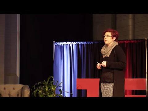 Why the cooperative model is a revolution | Melanie Shellito | TEDxIWU