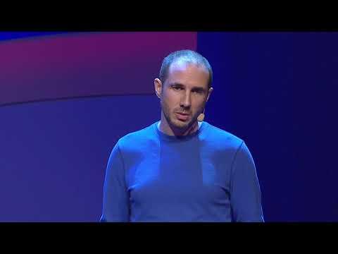 How art & technology predict the future | Andrew McWilliams | TEDxVilnius