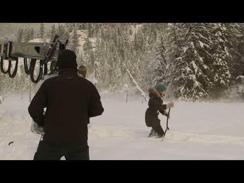 The Mountain Between Us B-Roll - 'Idris Elba' 2017 HD