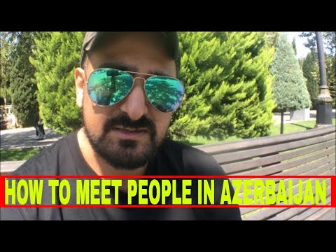 How to Find Girls And Guys In Baku | CITY TOUR | DISSAPOINTED WITH DESIS | AZERBAIJAN SERIES