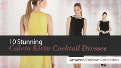 10 Stunning Calvin Klein Cocktail Dresses Amazon Fashion Collection