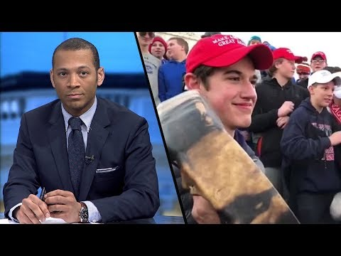 GUILTY: Being White & Wearing a MAGA Hat in Public