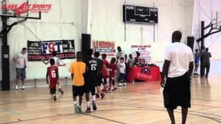 Speedy Claxton Skills Academy