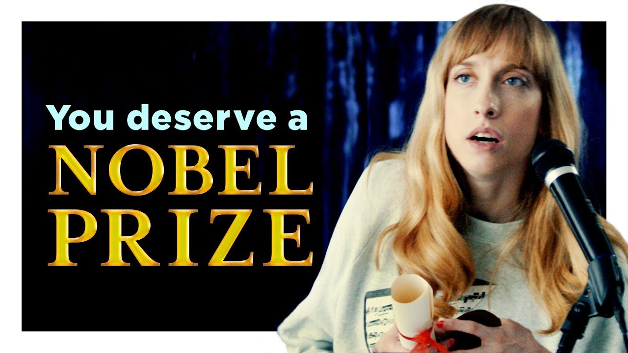 You Deserve a Nobel Prize |  CH Shorts