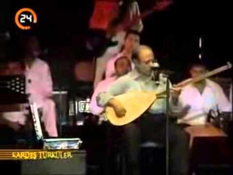 kardeş türküler 15 konseri neşet ertaş feryal öney yanıyorum
