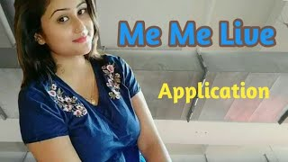 Mobile application #Me Live, Update apps 2020.