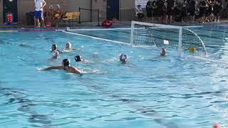 Trenton Toma Junior Olympics 2019 Water Polo Highlights