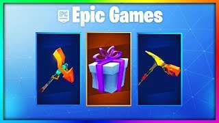 *NEW* How To UNLOCK 2 FREE PICKAXES!! (Fortnite: Battle Royale) EXCLUSIVE ITEMS [Retrex]