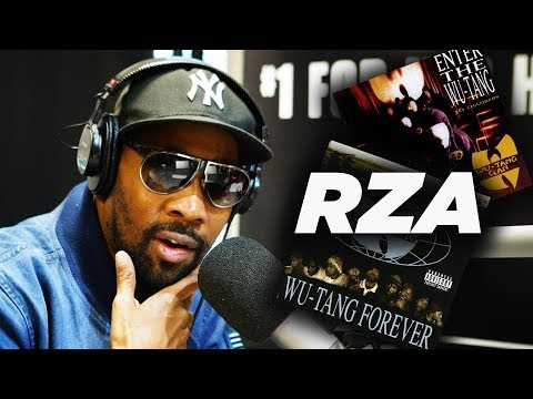 RZA Breaks Down Production On Wu-Tang's 'Triumph' & 'C.R.E.A.M.'