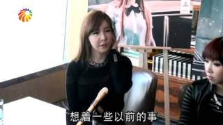 2NE1's Interview in Hong Kong
