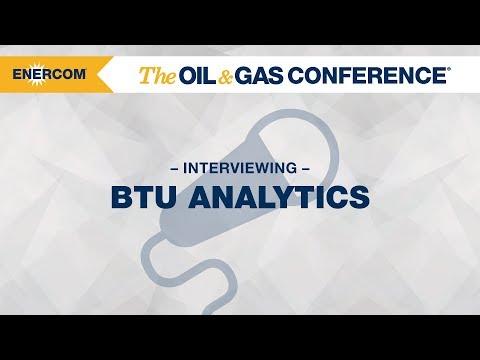 BTU Analytics Co-Founder Kathryn Miller at EnerCom's EnerCom's 2017 Oilfield Tech & Innovation Day