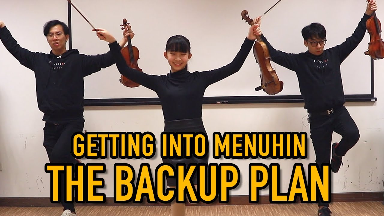 Our Secret Plan to Get Back into the Menuhin Competition (Ft. Chloe Chua)