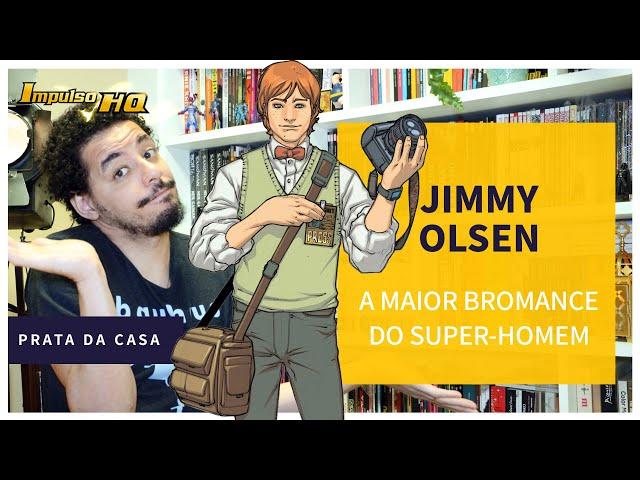 O fantástico e estranho mundo de Jimmy Olsen