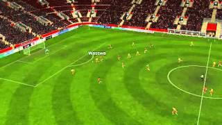 Seoul vs Gwangju - Yoshioka Goal 55 minutes