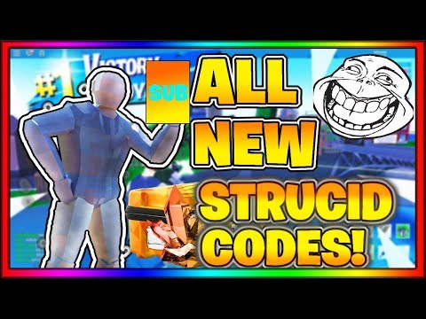 All Of The Working Codes For Strucid - July 2019 Announcement