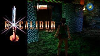 Excalibur 2555 AD (PS1) Level 1: Ort Underworld