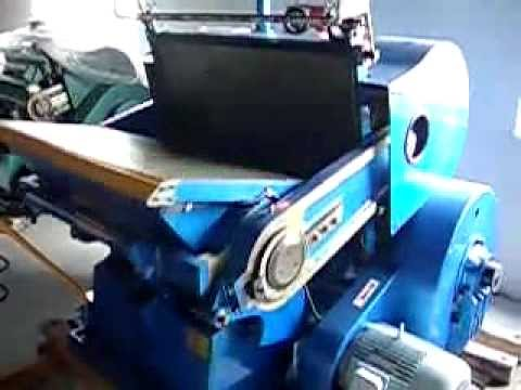 Die Cutter Machine in UP India, Sweet Boxes Making Machines - S K