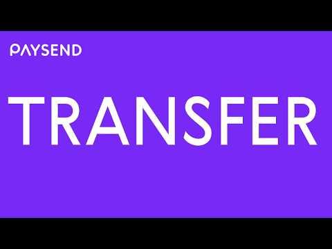 Send money online: card to card