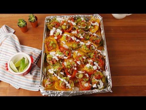 Bell Pepper Nachos | Delish