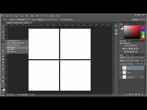 Photoshop Grid Pattern