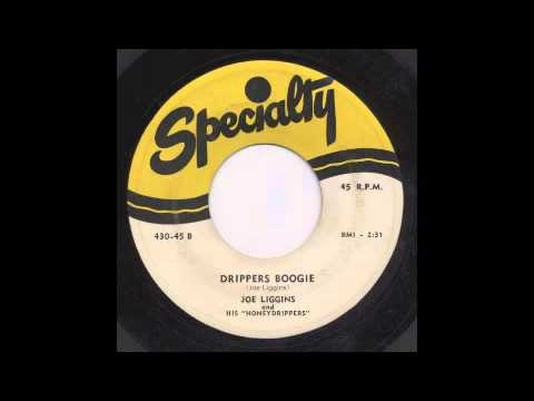 JOE LIGGINS - DRIPPERS BOOGIE - SPECIALTY
